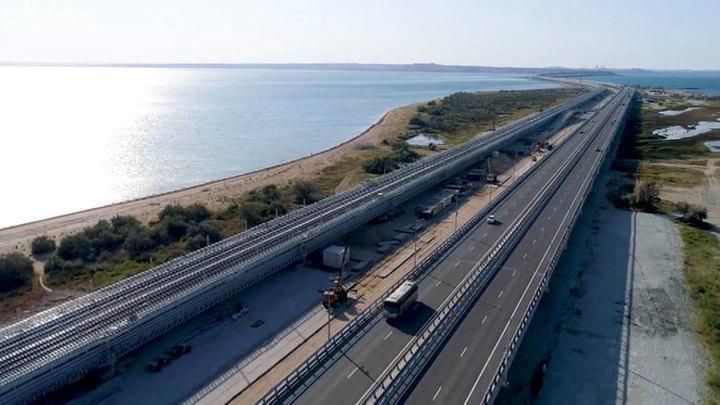100 дней до поезда: в Крыму все готово для запуска поездов на материк