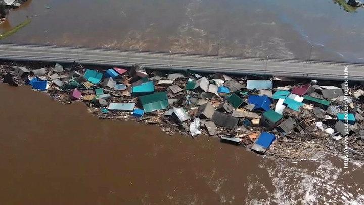 Тулунский потоп. Специальный репортаж Ольги Курлаевой
