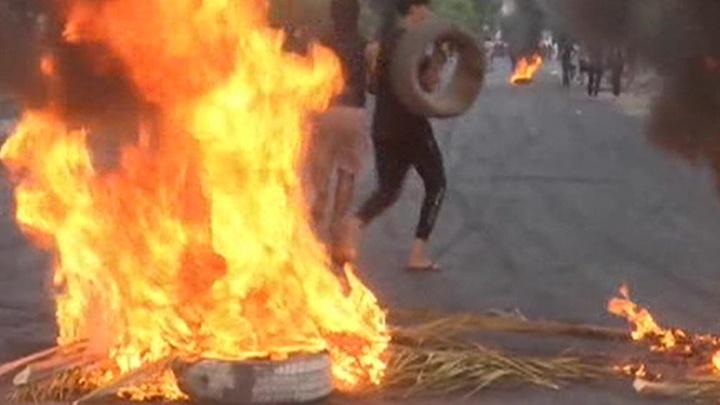 Беспорядки в Ираке: число погибших превысило 100 человек