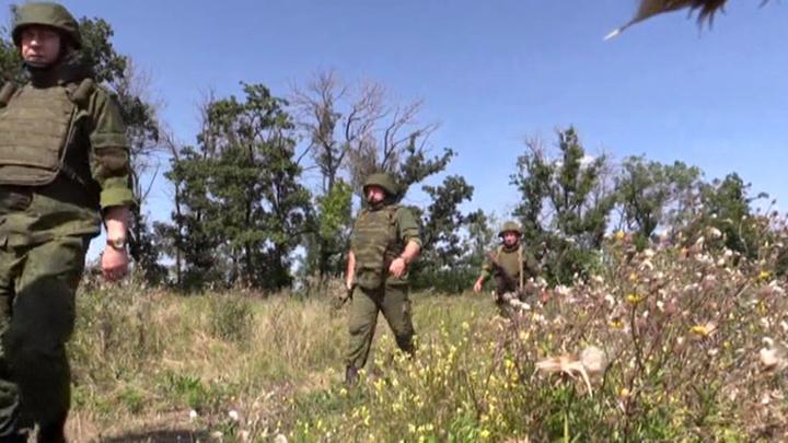 В Донбассе началось разведение сил по формуле Штайнмайера