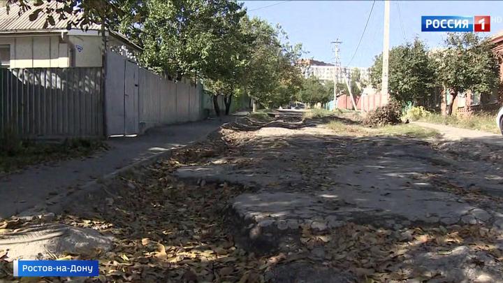 В России составили антирейтинг самых проблемных дорог