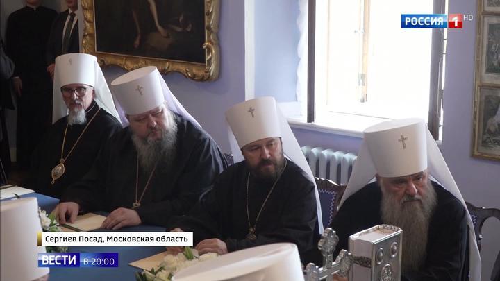 Возвращение: русский экзархат в Западной Европе стал частью Московского патриархата