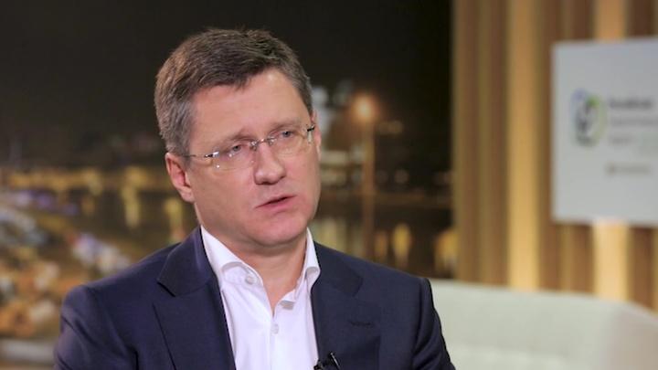 Александр Новак: цены на нефть будут в районе 50 долларов за баррель