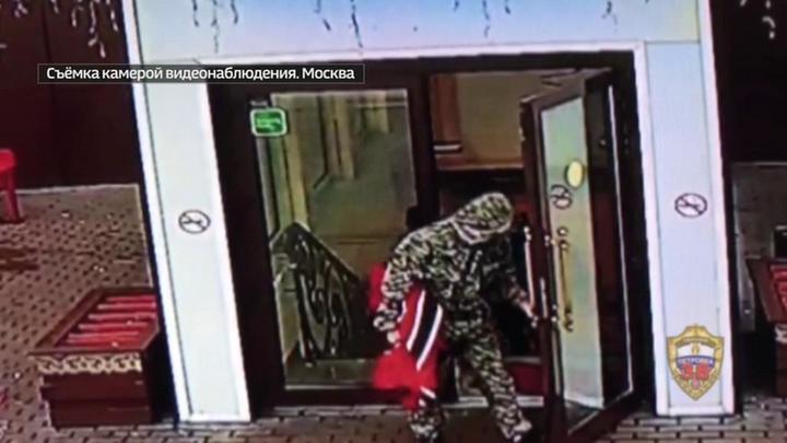 В Москве поймали ресторанных налетчиков