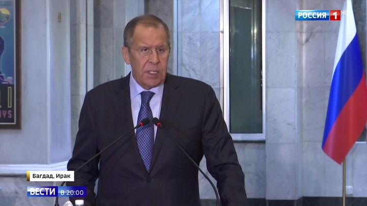 Дипломатия и экономика: Лавров посетил Ирак и провел переговоры на всех уровнях
