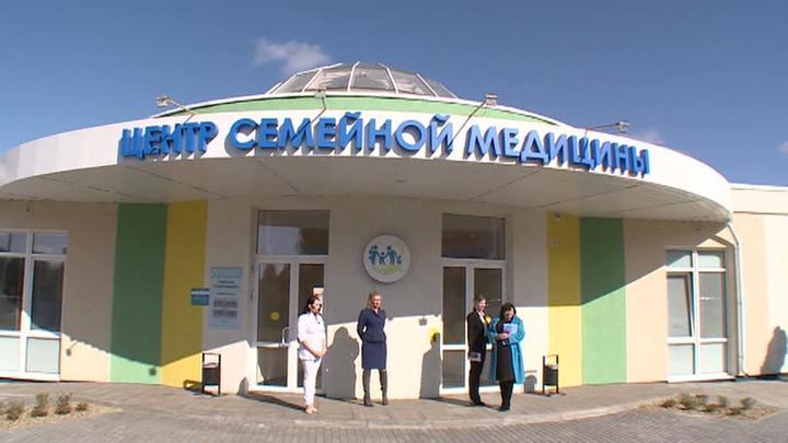 В Белгороде обсудили проект внедрения принципа семейной медицины