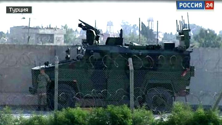 Турция начинает операцию против курдов на северо-востоке Сирии