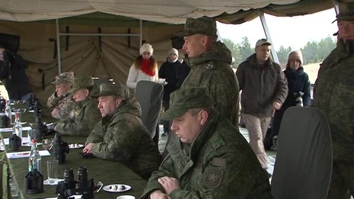 Страны ОДКБ провели совместные учения в Нижнем Новгороде