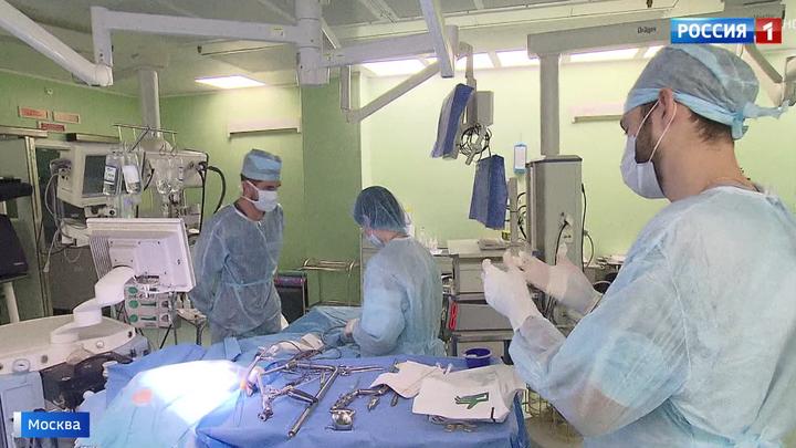 В московской больнице спасли 14-летнюю девочку с инсультом