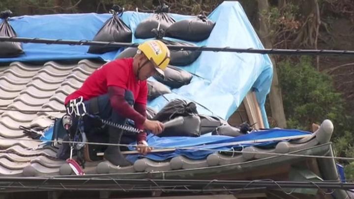 """""""Погода 24"""": по Японии ударит самый мощный тайфун в истории"""