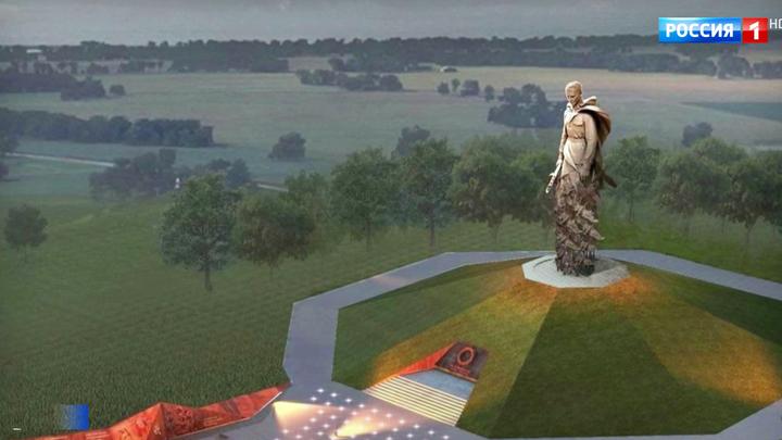 В Москве завершается отливка памятника для Ржевского мемориала