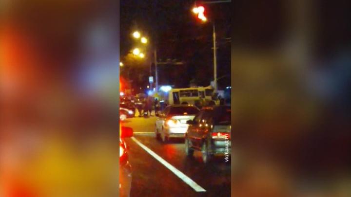 В результате ДТП в Уфе пострадали 10 человек
