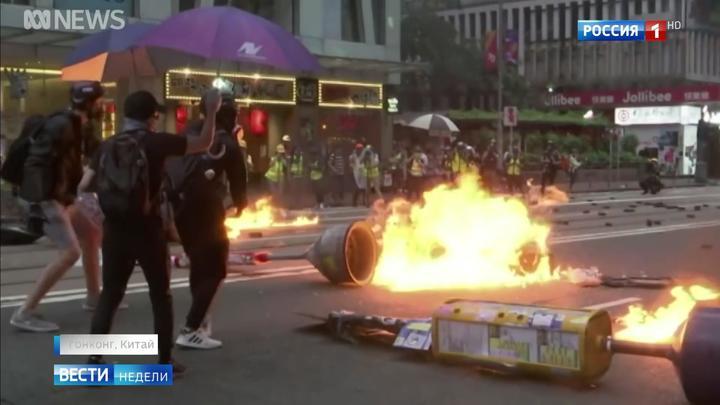 Гонконг устал от революционного психоза