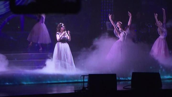 В Москве прошел благотворительный концерт для детей с проблемами зрения