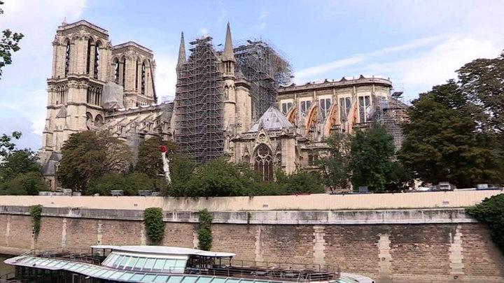 В Париже суд вынес приговоры по делу о попытке теракта у Нотр-Дама