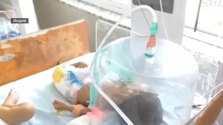 Чудо на кладбище: младенец провел под землей трое суток