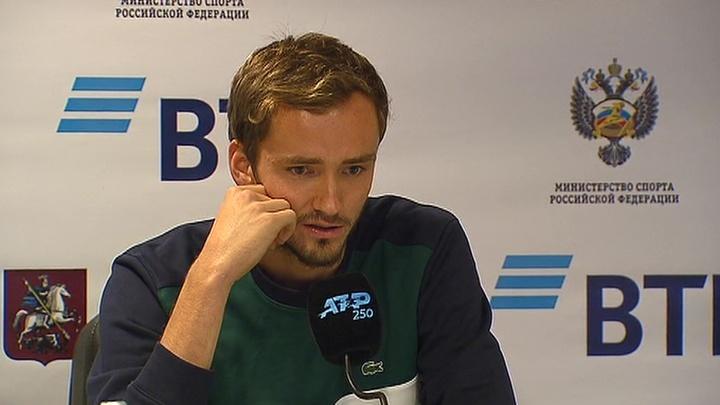Тридцатый Кубок Кремля начался без Медведева