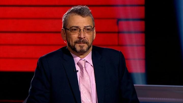 Вечер с Владимиром Соловьевым. Эфир от 17 октября 2019 года