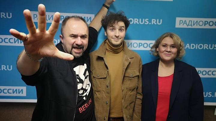"""Володя Каспий на """"Радио России"""""""