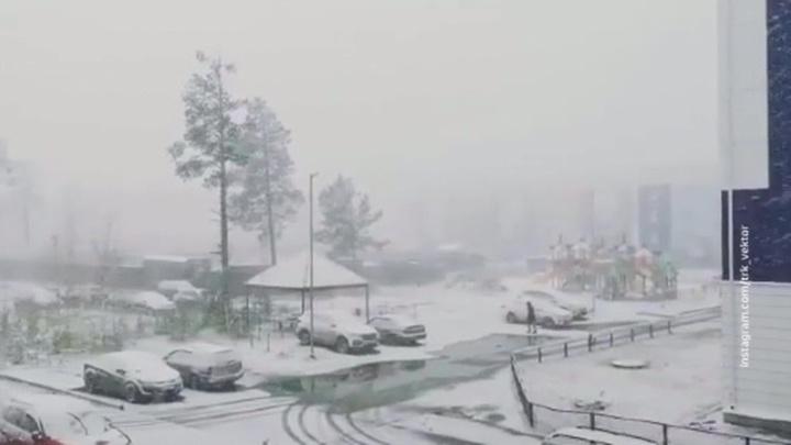 """""""Погода 24"""": в России продолжится похолодание"""