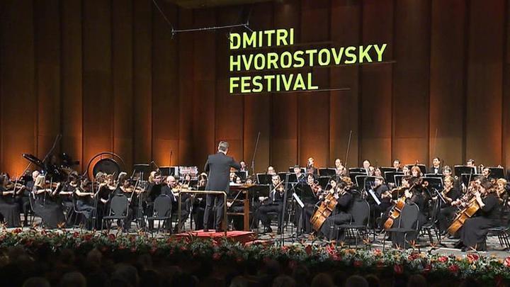 На фестивале Хворостовского в Красноярске выступят лучшие мировые исполнители