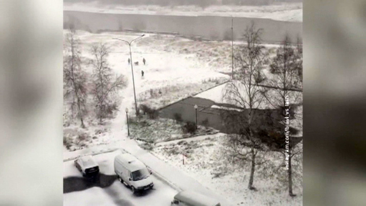 """""""Погода 24"""": зима в Сибири, тепло на Русской равнине"""