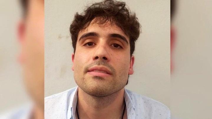 В Мексике задержали и отпустили Мышь - сына наркобарона Коротышки
