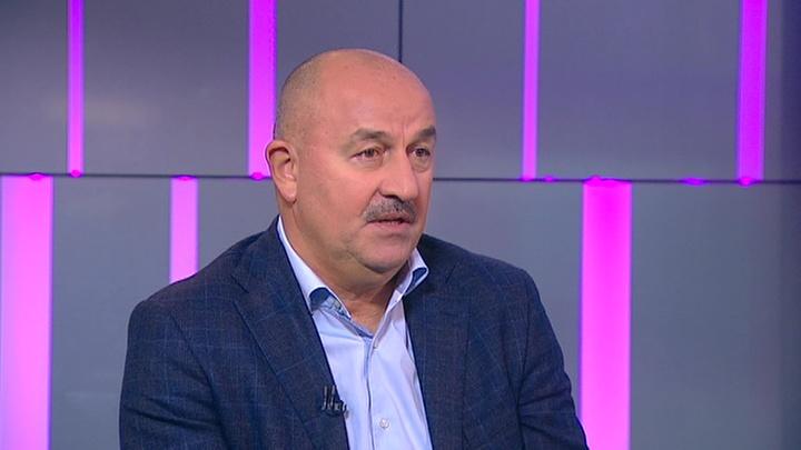 Кому и что должна Россия: Станислав Черчесов рассказал о Дзюбе, Чалове и победе на Евро