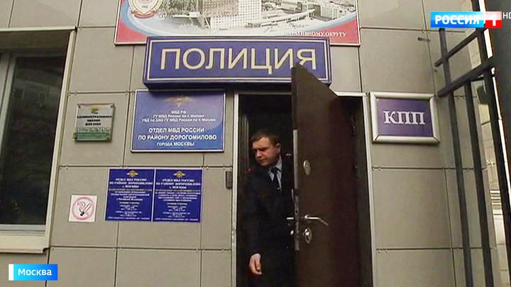 """СКР будет добиваться ареста задержанных руководителей ОВД """"Дорогомилово"""""""