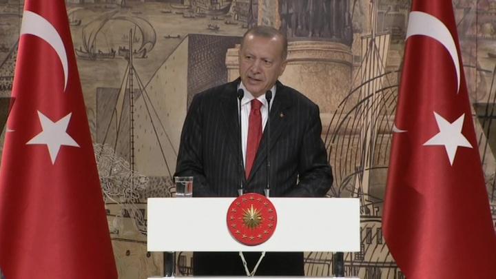 """""""Источник мира"""": Эрдоган пригрозил продолжением"""