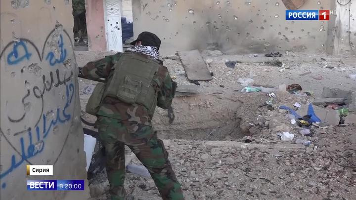 Сирия: арабы и курды плечом к плечу охраняют границу от турецких солдат
