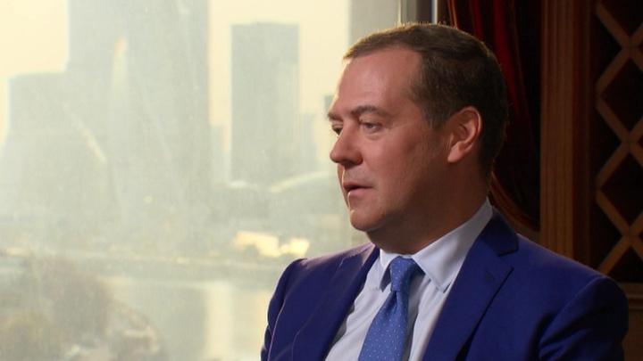 В Сербии ждут Дмитрия Медведева