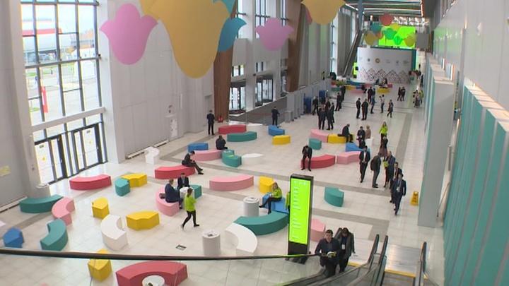 В Казани открылся всемирный парковый конгресс World Urban Parks-2019