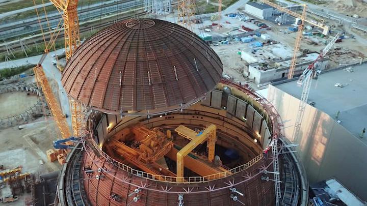 Горизонты атома. Реактор будущего. Специальный репортаж Артема Ямщикова