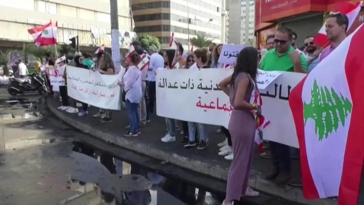 Ливанские протестующие добились своего: новые налоги введены не будут