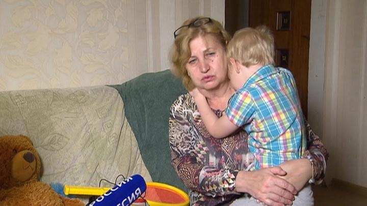 Органы опеки пытаются разлучить бабушку и внука из-за квартиры