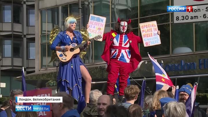 Британцы могут договориться с ЕС, но не между с собой
