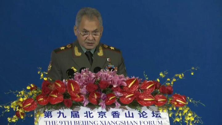 Гонка вооружений и милитаризация космоса: Шойгу назвал главные угрозы мировой безопасности