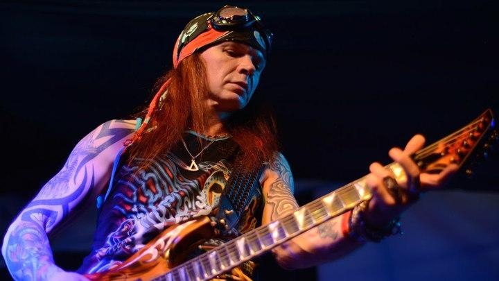 Сергей Маврин, рок-музыкант /mavrick.ru/