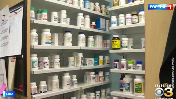 Фармацевтические компании в США приговорили к выплатам тем, кого они сделали наркоманами