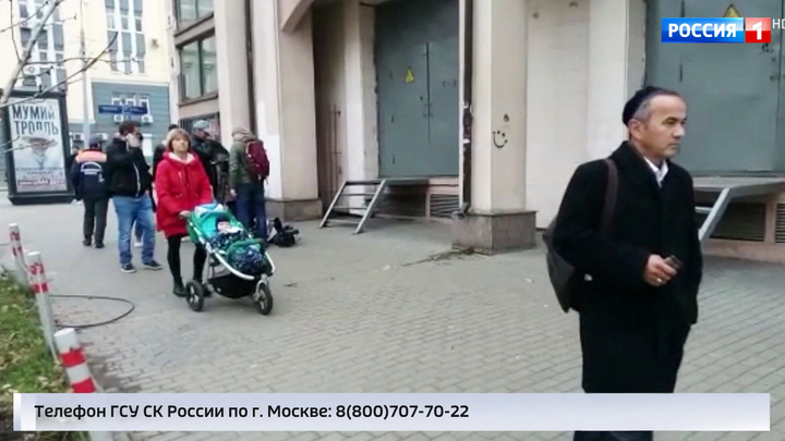 В Москве бросили на скамейке шестимесячную девочку