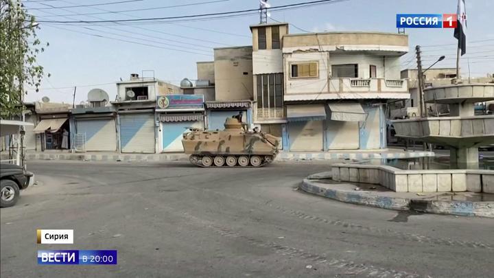 """Операция турецкой армии в Сирии """"Источник мира"""" может быть возобновлена"""