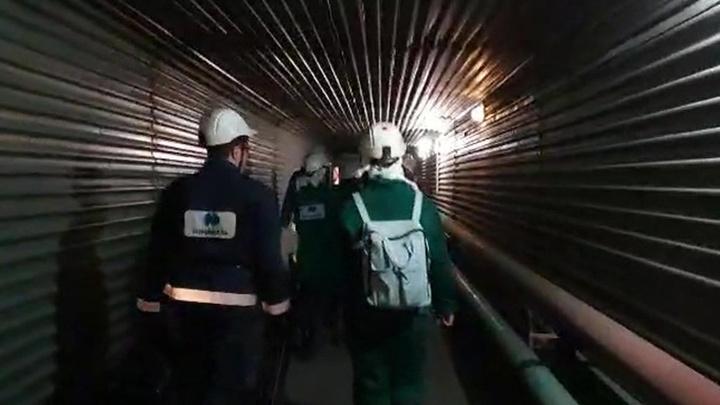 """Гибель людей на руднике """"Таймырский"""": возбуждено дело о нарушении правил безопасности"""