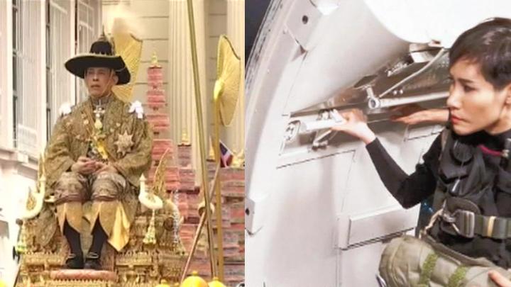 Не все могут короли: в Таиланде от монарха отлучили любовницу