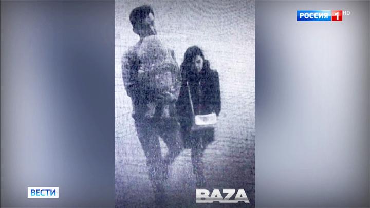 Родителей, бросивших на улице младенца, сняла камера наблюдения