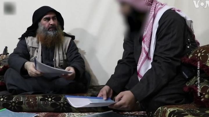 СМИ вновь сообщили об уничтожении лидера террористов