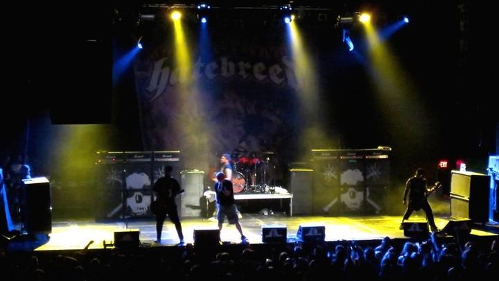группа Hatebreed / Vladimir / CC BY-SA 2.0