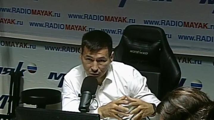 Сергей Стиллавин и его друзья. Бату Хасиков: Надо отчетливо представлять, что ты хочешь