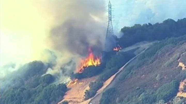 """Калифорния в огне: новый """"Терминатор"""" не покажут"""