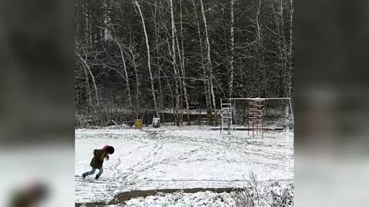 """""""Погода 24"""": Урал оказался под ударом снегопадов"""